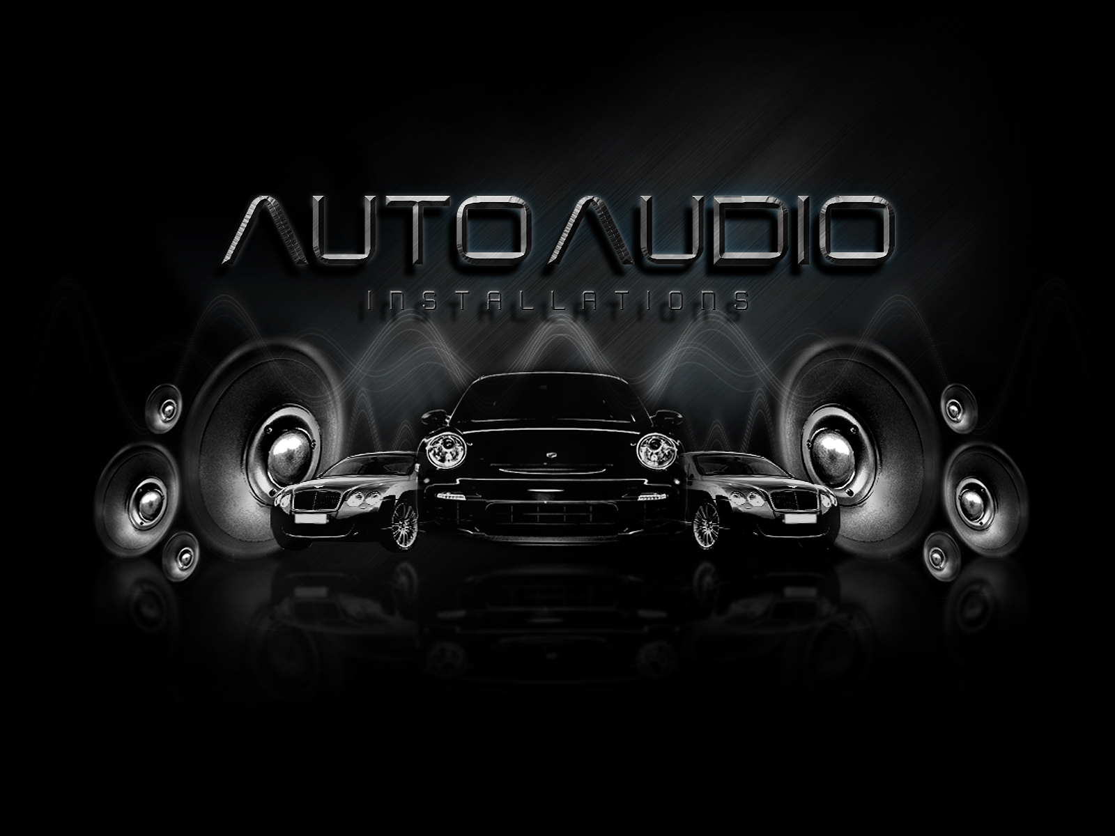 Auto Audio Installations Wallpaper